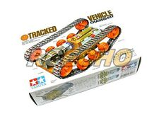 Tamiya Dynamic Model Educational Tracked Vehicle Chassis Kit 70108