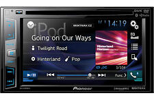 PIONEER AVH-X3800BHS D-DIN DVD BLUETOOTH DVD AVHX3800BHS CD AM/FM