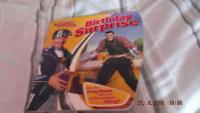 Lazy Town Birthday Surprise -- action packed  story book with puzzles