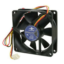 Vantec Stealth SF8025L 80mm x 25mm Double Ball Bearing Silent Case Fan 3/4 pin