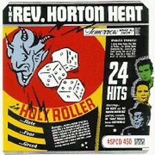 Holy Roller by The Reverend Horton Heat (CD, Apr-1999, Sub Pop (USA))