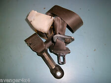 LAND ROVER RANGE ROVER P38A FRONT, DRIVERS SIDE SEAT BELT