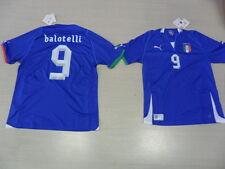 2576 XXL BALOTELLI CONFEDERATIONS MAGLIETTA ITALIA  MAGLIA ITALY SHIRT JERSEY