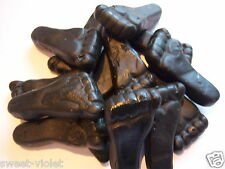 100G Gluten Free Dutch Soft & Sweet Feet Liquorice