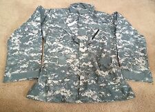 ~NWT! GENUINE US A2CU ACU AIRCREW PILOT COMBAT COAT SHIRT MED-SHORT ARAMID NOMEX