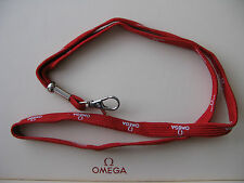 Omega Watch Company Lanyard - Brand New & Highly Collectable