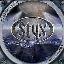 Styx - Regeneration Vol. I & II  (2CD)   NEU/Sealed !!!    New Great Recordings!