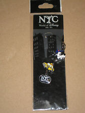 Disney NYC Cell Phone Lanyard   Charm   NEW