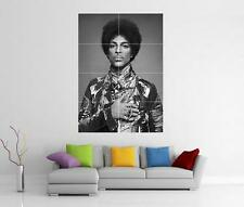 PRINCE HIT N RUN PURPLE RAIN SYMBOL GIANT WALL ART PICTURE PRINT POSTER