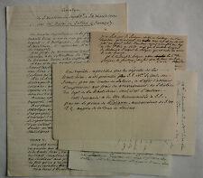 Analyse Histoire du département de la Haute Loire par M. Du Lac de la Tour.1826