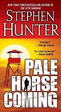 Pale Horse Coming by Stephen Hunter (Earl Swagger Series)(2008 Paperback) 5X-142
