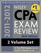 Wiley CPA Examination Review, 2 Volume Set (Wiley CPA Examination Review: Outlin