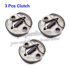 3 Pcs Clutch Pad For Gas Goped Scooters Super Pocket Bikes Mini Moto 33 43 49cc
