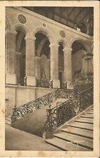 Tarjeta Postal BELLEZAS Y ENCANTOS DE ARANJUEZ. Palacio Real. La Gran Escalera