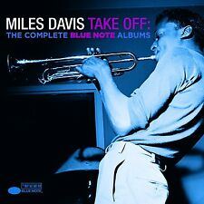 MILES DAVIS - TAKE OFF: THE COMPLETE BLUE NOTE ALBUMS 2 CD NEU