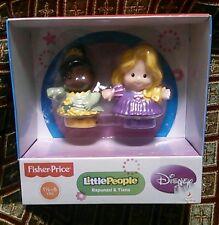 Little People Fisher Price Disney Rapunzel & Tirana Princess Cake Topper Infant