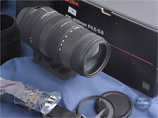 Nikon AF Mount Sigma APO DG HSM Stabilised 120-400mm f/4.5-5.6 Zoom
