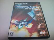 [Used] Thunder Force VI 6 TecnoSoft SEGA Japan Import Shooting Game PS2 F/S