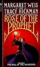 The Will of the Wanderer (Rose of the Prophet, Vol. 1) Margaret Weis, Tracy Hic