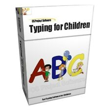 Typing Instructor Tutor Kids Children's Lesson Software