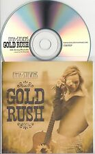 EMMA STEVENS Gold Rush 2014 UK 1-track promo CD