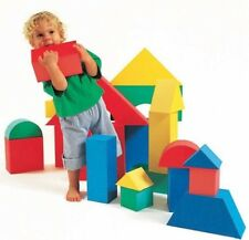 Giant Lego Foam Blocks Construction Toys Children Building Games Learning Gifts