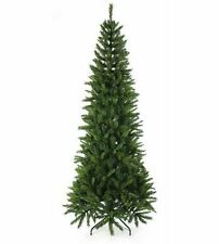 Regency Slim Green Fir Artificial Christmas Tree 2.25m 7.5ft