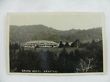 postcard Postkarte Dutch Indies Indonesia Grand Hotel Brastagi unused