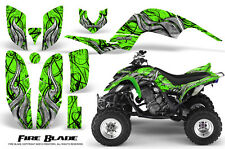 YAMAHA RAPTOR 660 GRAPHICS KIT CREATORX DECALS STICKERS FBG