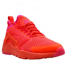 NIKE AIR HUARACHE RUN UTRA BR RUNNING SHOES WOMEN SIZE 9 CRIMSON NEW 833292-800