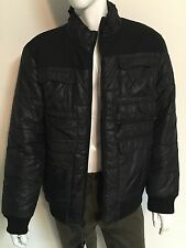NWT MENS Marc Ecko Mens Puffer Coat Jacket Size XLARGE Retail $129.50 SOLD OUT