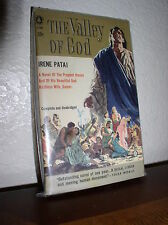 The Valley of God by Irene Patai (Popular,#G195,1'st Prt.Mar.1956,PB)