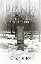 Erased: Vanishing Traces of Jewish Galicia in Present-Day Ukraine-ExLibrary