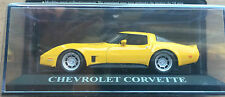 "DIE CAST "" CHEVROLET CORVETTE "" DREAMS CAR ALTAYA SCALA 1/43"