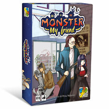 Monster My Friend - Gioco di Carte, Nuovo, Italiano