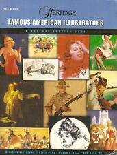 Heritage / Sale 206 Famous American Illustrators Auction Catalog 2003