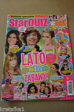 Star Quiz 1/2013 Ross Lynch, Rita Ora, Miley Cyrus, Bieber, Ariana, One Directio