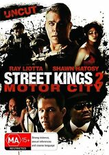 Street Kings 2 - Motor City - RAY LIOTTA - SHAWN HATOSY - (DVD, 2011) #3166