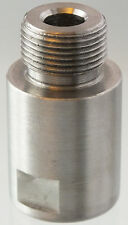 THREAD ADAPTER 1/2-20 TO M14x1LH STAINLESS