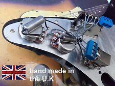 Stratocaster Strat Personalizado Sin Soldadura 7 vías Kit arnés de cableado