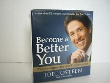 Become a Better You 7 Keys to Improving Your Life Every Day by Joel Osteen Audio
