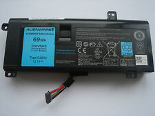 Batterie D'ORIGINE Dell AlienWare  G05YJ GEUINE NEW ORIGINAL ACCU Battery en FR