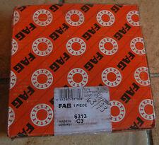 FAG Rillenkugellager / Typ: 6313-C3 / 65x140x33mm  NEU (versiegelt !)