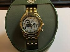 Citizen Eco-Drive moon phase man's watch new in box AP1022-51A Calibre 8651