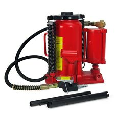 Low Profile Air Hydraulic Bottle Jack 20 Ton Jacks Automotive Lift Tools
