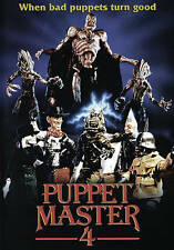 Puppet Master 4: The Demon (DVD, 1993) New
