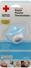 American Red Cross (Y7053) Digital Pacifier Thermometer w/ Protective Cover