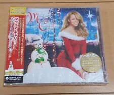 Mariah Carey Merry Christmas II You Japan CD w/OBI UICL-1107 +Bonus 2010 Pops