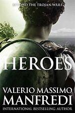 VALERIO MASSIMO MANFREDI __ HEROES __ NUEVO __ ENVÍO GRATIS EN RU