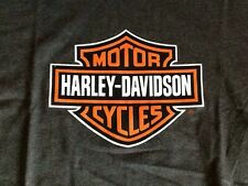 Harley Davidson gray Bar And Shield Shirt Nwot Men's medium